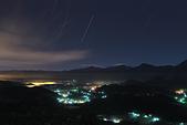 天文攝影24mm F1.4L:月光下星軌