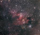 景德FLT132:SH2-155 (cave nebula)