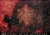 天文攝影FC-100:天鵝座IC5070 鵜鵠星雲