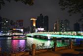 風景攝影精華:高雄愛河夜景