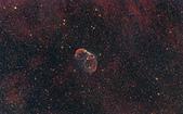 TOA130天文攝影:NGC6888 弦月星雲
