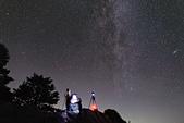 天文攝影24mm F1.4L:武嶺北天星空