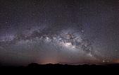 天文攝影其他:銀河鐵道(4張拼湊)