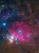 FSQ106ED 天文攝影:獵戶座馬頭星雲附近