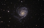 VC200L天文攝影:M101(二修)