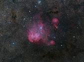 FSQ106ED 天文攝影:IC2944附近