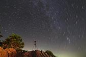 天文攝影24mm F1.4L:北天日周運動