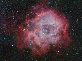 TOA130天文攝影:薔薇星雲 test