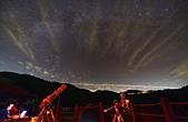 天文攝影其他:高空雲下的星空