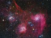 FSQ106ED 天文攝影:御夫座M38, IC410, IC405附近