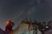 天文攝影其他:武嶺的星空