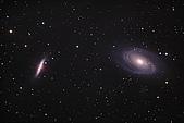 VC200L天文攝影:M81,M82