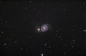 VC200L天文攝影:M51