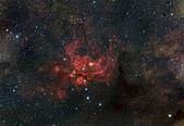 TOA130天文攝影:NGC6357