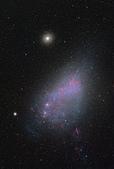 FSQ106ED 天文攝影:Small Magellanic Cloud and NGC104 (mosaic)