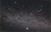 天文攝影24mm F1.4L:木星與冬季銀河