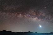 天文攝影24mm F1.4L:火流星與銀河