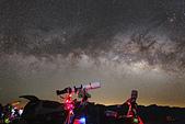 天文攝影24mm F1.4L:夏季銀河東昇