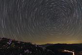 天文攝影24mm F1.4L:北天日周 合歡杜鵑