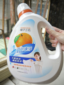 失聯高中好友尋回記:橘子工坊高倍速淨洗衣精01.JPG