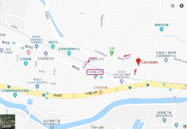 BT 彩繪MAP1.JPG - 台灣北部大地之愛
