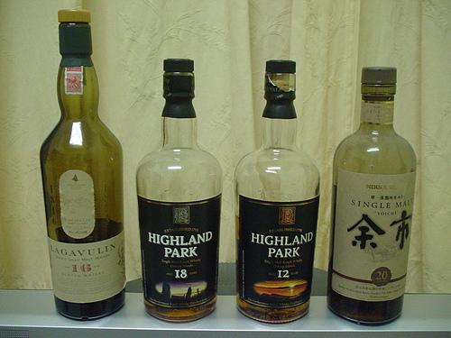 (老文章回顧)普洱事件簿2009/12/29威士忌與我(適己為珍/四)