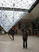 Paris Aibaobao^2:商場中的金字塔