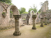 Fountains Abbey: