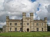 Cantebury& Leeds Castle:城堡正面