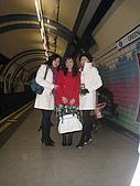 倫敦聖誕假期:孟瑾,我和佩萱