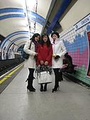 倫敦聖誕假期:在Green Park 轉車