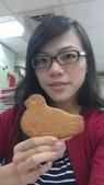 Time for Taipei:怡平主任送的巨型鳥餅乾