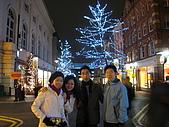 倫敦聖誕假期:Covent Garden 的聖誕裝飾
