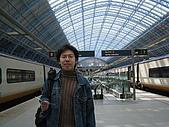Paris Aibaobao^2:Eurostar, London