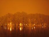 三月 冬末.初春:對岸的樹林