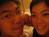 愛從不輕易走開:2004 二月 淡水