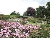 Castle Howard :剛過花季的花園