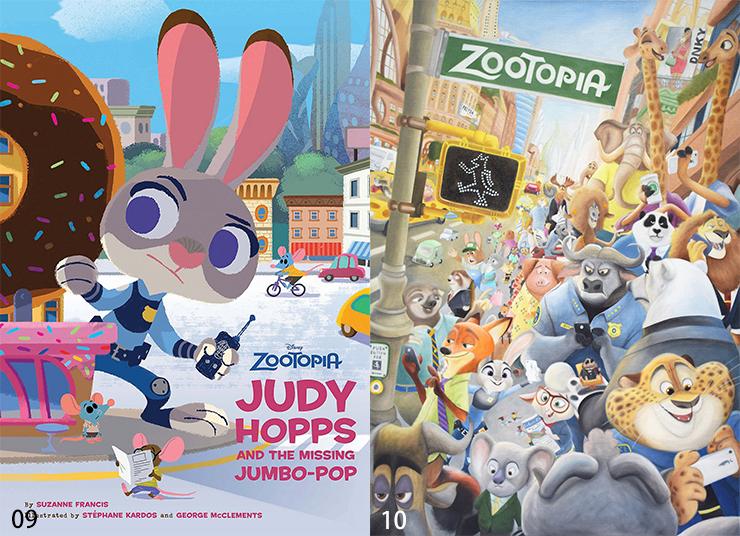 日本製畫布 電影海報 動物方城市 Zootopia 掛畫 無框畫 @Movie PoP 賣場多款海報#