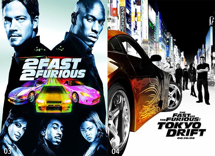 日本製畫布 電影海報 玩命關頭 The Fast and the Furious 掛畫 無框畫 @Movie PoP #
