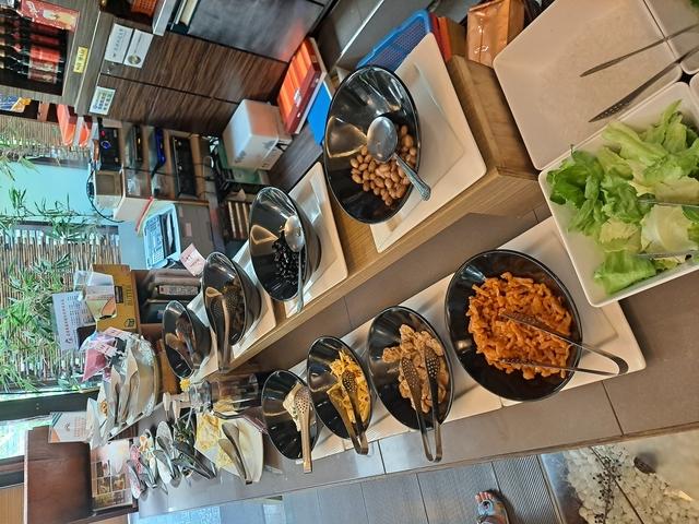 一泊二食早餐 (2).jpg - 宜蘭頭城時尚和風會館 一泊二食6800 晚餐