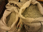 ''生活_Life'':未烘培的咖啡豆