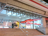 09台北:淡水線芝山站