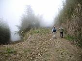 075~鵝公髻山至山上人家順遊清泉風景區:路徑