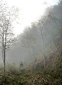 075~鵝公髻山至山上人家順遊清泉風景區: 路徑
