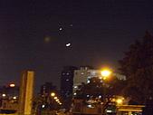 058~夜景&星空:木、金伴月的微笑天空