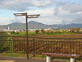 2008年秋日本賞楓紅葉之旅:從JR龜岡車站徒步約10分鐘即抵保津川乘船場