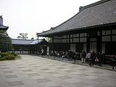 2008年秋日本賞楓紅葉之旅:東福寺方丈庭院的「枯山水」砂畫