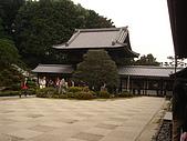 2008年秋日本賞楓紅葉之旅:東福寺方丈庭院「枯山水」裡一格一格的砂畫,滿了禪意!