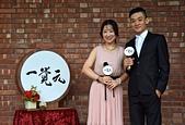 2017活動花絮:主持人真菡師姐與小光師兄,話語幽默而不失莊重   .jpg