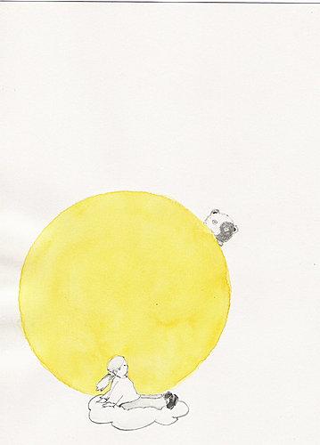 弘聖上師 作品集:飄13